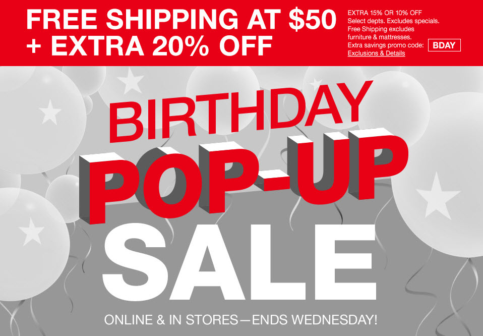 macys bday offer detail