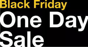 Macy's One Day Sale {featuring select Black Friday Deals!}