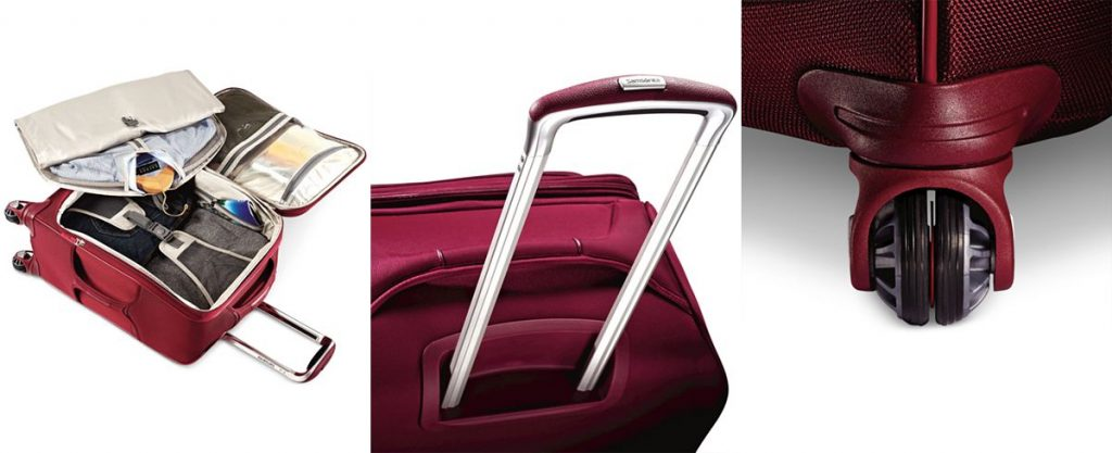 samsonite-ruby-red-interior