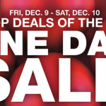Macy's One Day Sale: Deals of the Day