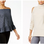 Give Fashion the Cold Shoulder