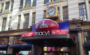 macys' super bowl game plan