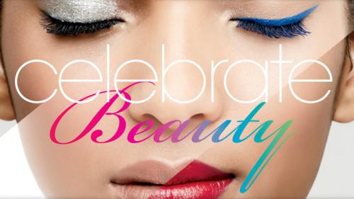glitter makeup beauty