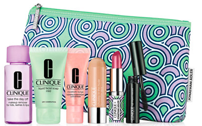 clinique free gift december 2017