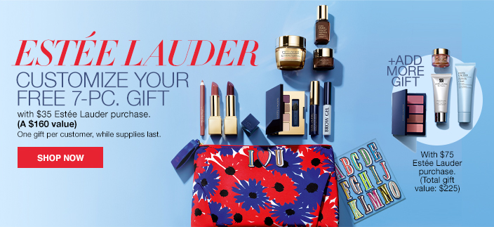 Estée Lauder Customizable Gift - Magic Style Shop
