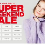 Start Saving at the Macy's Super Weekend Sale