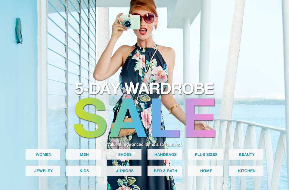 5-day-wardrobe-sale