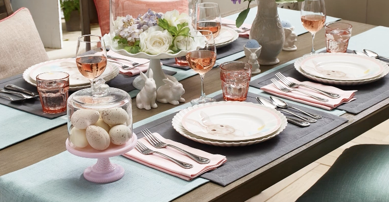 Foyer Table Macy S : An easter home transformation magic style shop