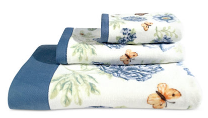 butterfly-hand-towels