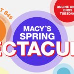 How to Shop Macy's Spring Spectacular