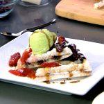 Celebrity Chef: Japanese Waffle Recipe