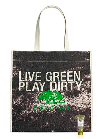 origins earth day tote 2018 at Macy's