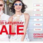 2 Ways to Save: May Super Saturday Sale