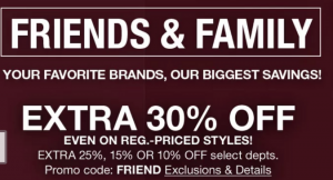 The ONE Thing You Need to Know- Friends & Family Sale