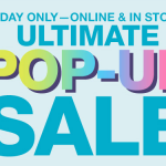 Macy's Ultimate Pop-Up Sale is Back (TODAY ONLY!)