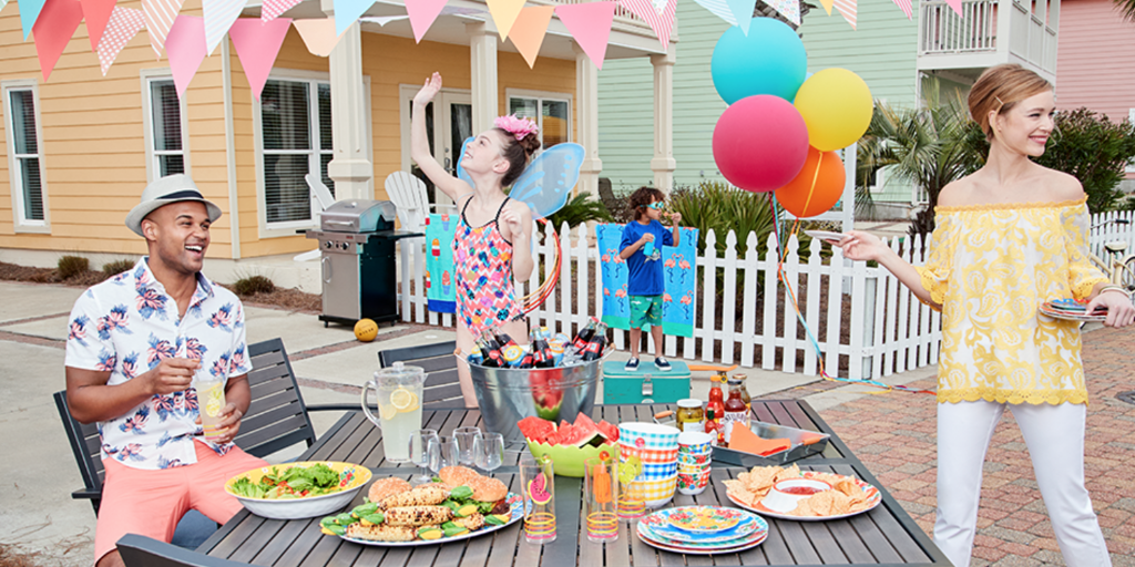Throwing the Perfect Outdoor Party
