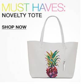 novelty tote