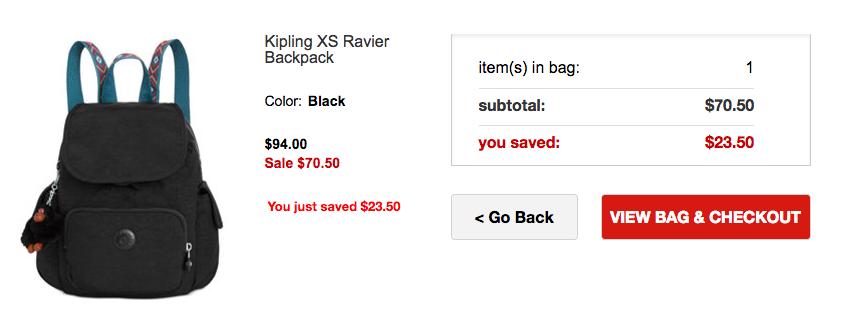 kipling-backpack-checkout