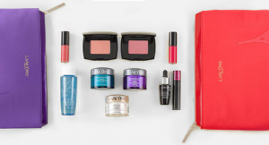 Don't Miss Your FREE Lancôme 7 Piece Beauty Set