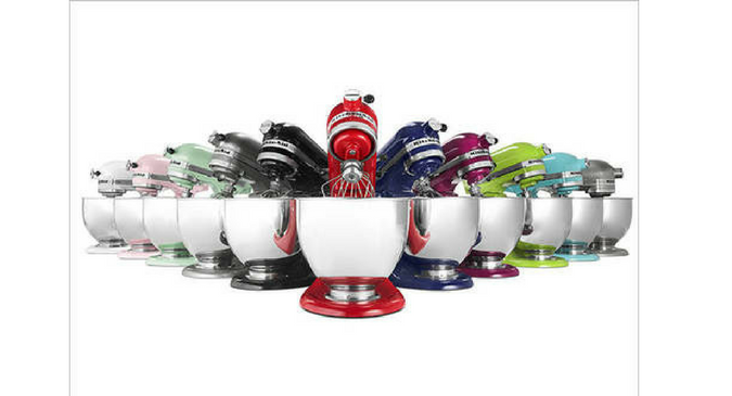 Kitchenaid Artisan Mixer Sale