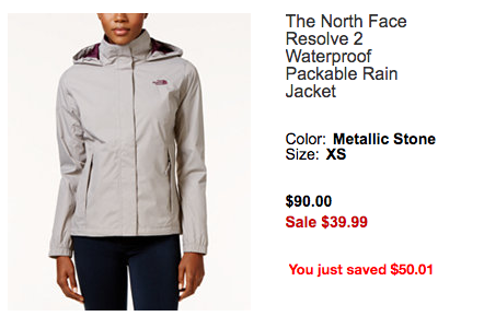 north-face-waterproof-metallic-stone