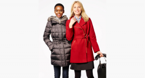 Take 40-50% off Puffers, Peacoats, Trenches & More