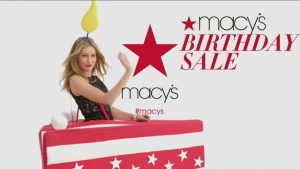 macys birthday sale