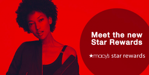 new Macys Star Rewards