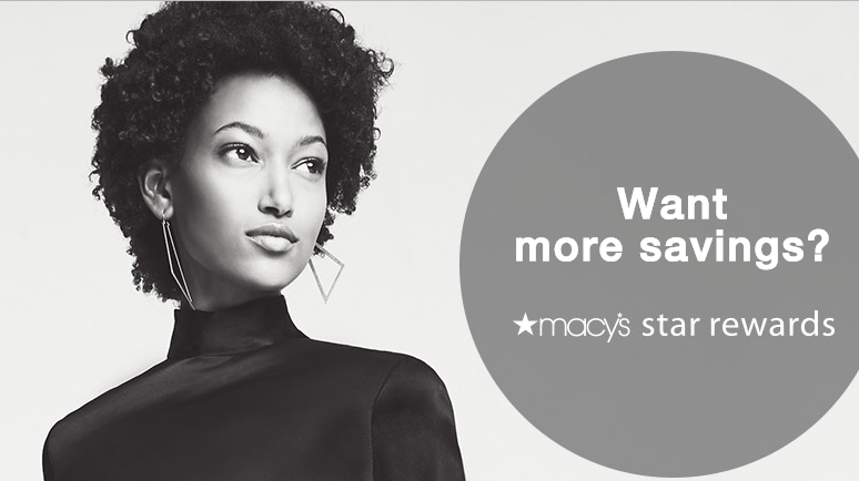 Macys Star Rewards Benefits savings