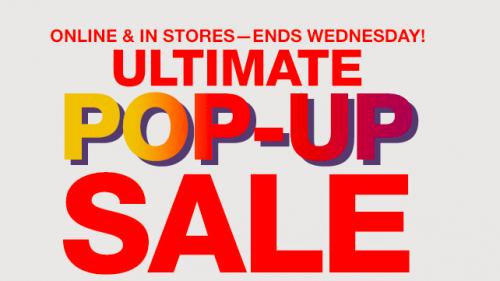 macy's ultimate pop up sale 2017 shop deals