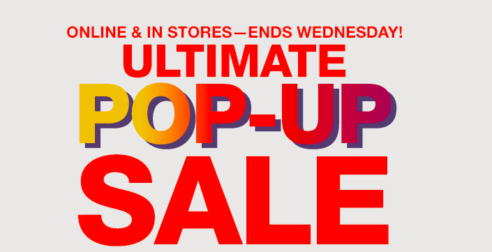 macy's ultimate pop up sale 2017 shop deals
