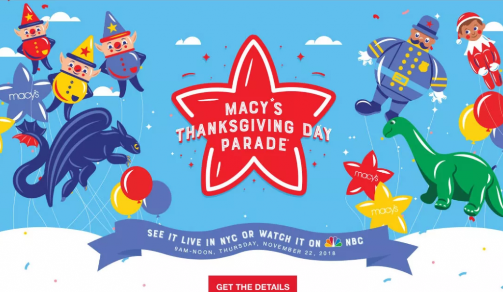 Macys Thanksgiving Day Parade Info-Everything You Need to Know