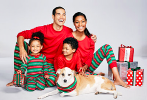 family pajamas deal of the day