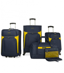 Nautica Luggage Set at Macy's