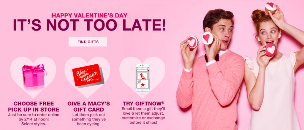 macys perfect last minute valentines day gift