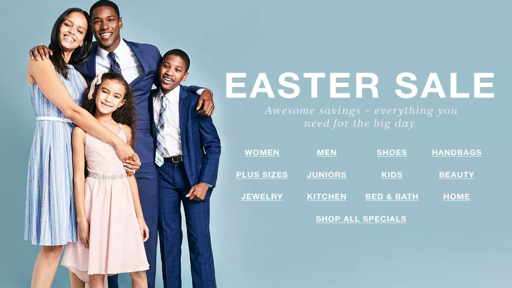 Macy's Easter Sal.e