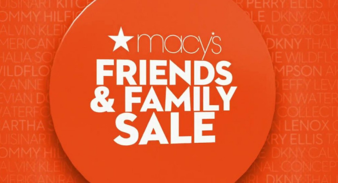 What Makes the Macy's Friends & Family Sale Special_