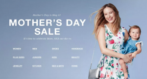 Macy's Mother's Day Sale