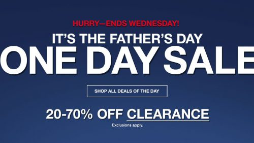 fathers-day-one-day-sale-june-2018