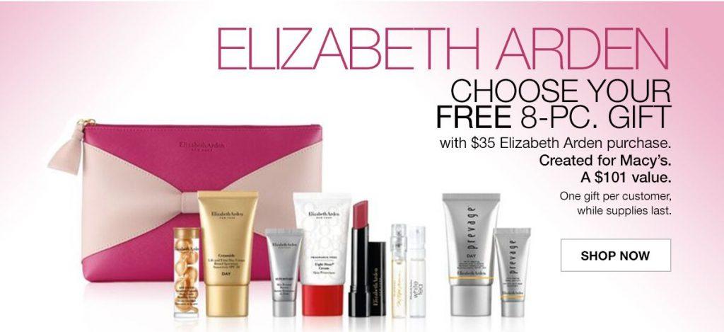 Free Customizable Elizabeth Arden 8-Piece Gift Set