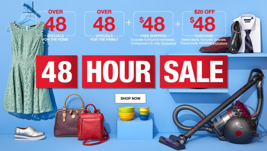 Don't Miss the Macy's 48-Hour Sale