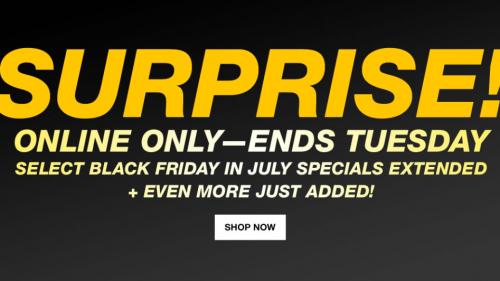 macys surprise specials online only