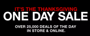 macys one day sale thanksgiving 2018