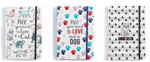 Dog and Cat Journals Macys