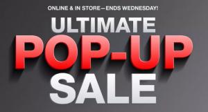 Macy's Ultimate Pop-Up Sale 2019 {Today's Deals}