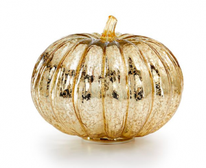 Martha Stewart Collection - Glass Pumpkin