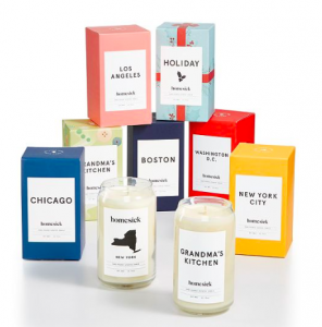 Homesick Candles Collection