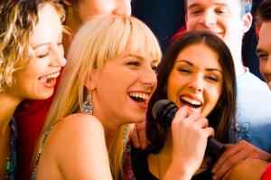Macy's Group Karaoke