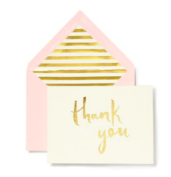 Macys thank you cards
