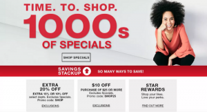 It's Time to Shop! 2 Ways to Save on 100s of Specials (4)